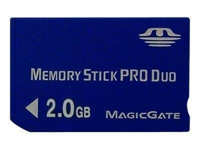 Pro Duo Card Transcend model: TS2GMSD